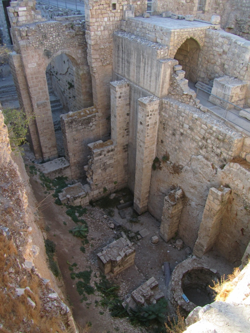 The Pool of Bethesda the Roman cistern에 대한 이미지 검색결과