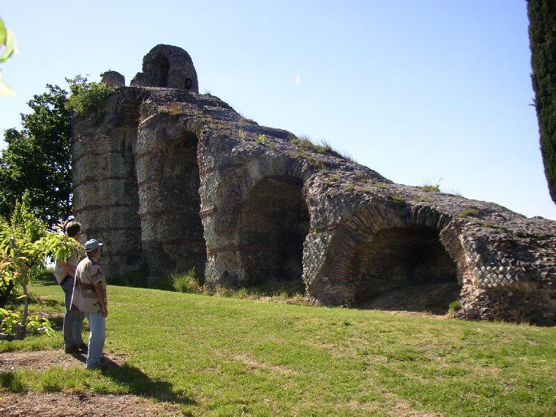 history of roman aqueducts