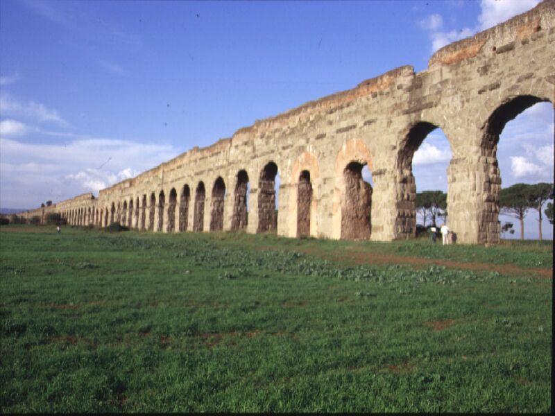 Roman aqueducts: Longest Roman Aqueducts