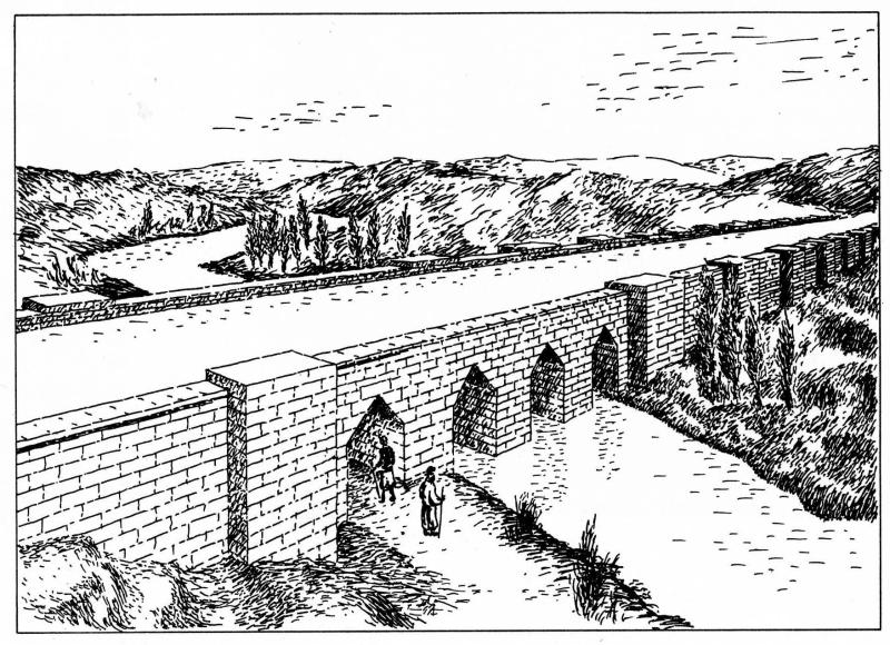 Aqua Clopedia: a picture dictionary Roman Aquaducts: Early ...